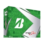 Bridgestone Treo Soft Golf Balls SFWXN with Custom Logo, Bridgestone Treo Soft Logo Golf Balls, Bridgestone Corporate Golf Balls