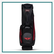 Titleist Premium Stand Bag Custom Embroidery