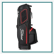 Titleist Players 4+ Bag Custom Embroidered