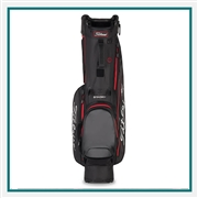 Titleist Player's 4 StaDry Stand Bag Custom Embroidery