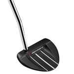 Odyssey White Hot Pro 2.0 V-Line Black Putter with Custom Logo, Odyssey Custom Logo Putters, Odyssey Corporate Logo Gear