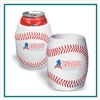Baseball Textured Can Cooler