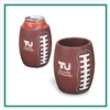 Football Textured Can Cooler