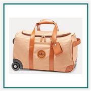 Peter Millar Rolling Duffel Custom Embroidered