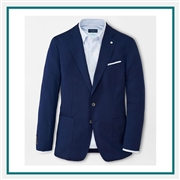 Peter Millar Men's The Excursionist Flex Blazer Custom Embroidery
