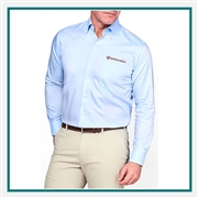Peter Millar M Crown Soft Pinpoint Sport Shirt Custom Embroidery