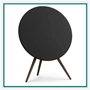 Bang & Olufsen Beoplay A9 Home Speaker Black with Walnut Legs 1200299, Bang & Olufsen Promotional Bluetooth Speakers, Bang & Olufsen Custom Logo