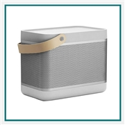 Bang & Olufsen Beolit 17 Portable Bluetooth Speaker Natural 1280346, Bang & Olufsen Promotional Bluetooth Speakers, Bang & Olufsen Custom Laser Engraving Logo