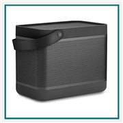 Bang & Olufsen Beolit 17 Portable Speaker Stone Grey Engraved, Bang&Olufsen Corporate Bluetooth Speakers, Bang&Olufsen Branded Speaker