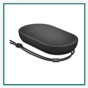 Bang & Olufsen Beoplay P2 Pocket Speaker Black Corporate Logo