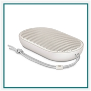 Bang & Olufsen Beoplay P2 Pocket Speaker Sandstone with Custom Logo, Bang & Olufsen Branded Bluetooth Speakers