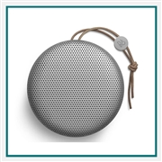 Bang & Olufsen Beoplay A1 Compact Portable Bluetooth Speaker Natural 1297846, Bang & Olufsen Promotional Bluetooth Speakers, Bang & Olufsen Custom Logo