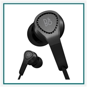 Bang & Olufsen Beoplay H3 2nd Generation Earbuds Black Add Corporate Logo, Bang & Olufsen Co-Branded Earbuds