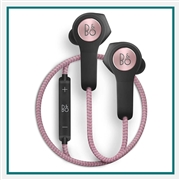 Bang & Olufsen Beoplay H5 Wireless Earbudss Dusty Rose Add Corporate Logo, Bang & Olufsen Branded Earbuds