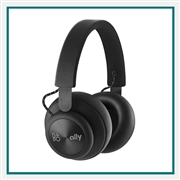 Bang & Olufsen Beoplay H4 Wireless Over Ear Headphones Black Add Corporate Logo, Bang & Olufsen Co-Branded Over Ear