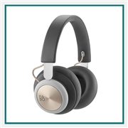 Bang & Olufsen Beoplay H4 Wireless Over Ear Headphones Charcoal Grey Add Corporate Logo, Bang & Olufsen Co-Branded Over Ear