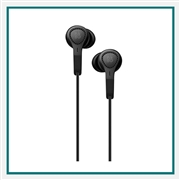 Bang & Olufsen Beoplay E4 Active Noise Cancelling Earbuds Black Add Corporate Logo, Bang & Olufsen Branded Noise Cancelling