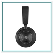 Bang & Olufsen Beoplay H9I BT Noise Cancelling On Ear Headphones Black Add Corporate Logo, Bang & Olufsen Branded Noise Cancelling