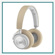 Bang & Olufsen H9I BT Noise Cancelling On Ear Headphones Natural Add Corporate Logo, Bang & Olufsen Branded Noise Cancelling