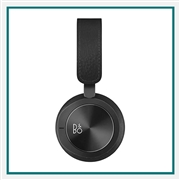 Bang & Olufsen H8I BT Noise Cancelling On Ear Headphones Black Add Corporate Logo, Bang & Olufsen Branded Noise Cancelling