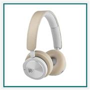 Bang & Olufsen Beoplay H8I BT Noise Cancelling On-Ear Headphones Natural 1645146, Bang & Olufsen Promotional Bluetooth Headphones, Bang & Olufsen Custom Logo