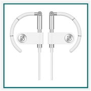Bang & Olufsen Beoplay Earset White Add Corporate Logo, Bang & Olufsen Branded Earbuds