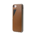 Native Union Clic Card Protective Leather Case W/ Card Holder Tan iPhone 7/8 CCARD2-TANTAU-7, Native Union Promotional iPhone Cases, Native Union Custom Logo
