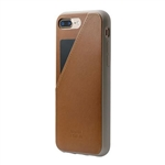 Native Union Clic Card Protective Leather Case W/ Card Holder Tan iPhone 7 Plus/8 Plus CCARD2-TANTAU-7P, Native Union Promotional iPhone Cases, Native Union Custom Logo