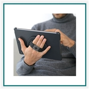 "Native Union Gripster 360 Grip & Stand for 9.7"" iPad G-97-PC-GRY, Native Union Promotional iPad Cases, Native Union Custom Logo"