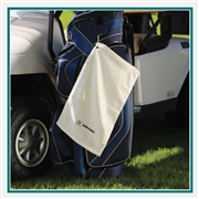 Pro Towels Velour Fingertip Golf Towel Custom Logo