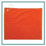 Pro Towels Velour Soft Touch Golf Towel Custom Logo
