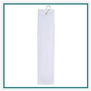 Pro Towels Jewel Golf Towel Trifold Grommet Company Logo