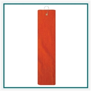 Pro Towels Platinum Golf Towel Tri Fold Custom Logo