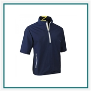 Zero Restriction Men's Power Torque 1/2 Sleeve Jacket R338 with Custom Embroidery, Zero Restriction Custom Jackets, Zero Restriction Custom Logo Gear
