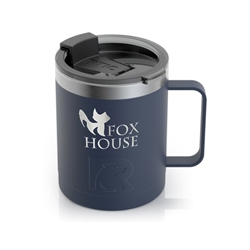 12 Oz. RTIC Coffee Cup Custom Logo