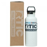 16 oz. RTIC Bottle With Custom Laser Engraved, Engraved RTIC Bottles, RTIC Corporate Gifts