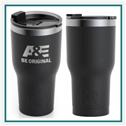 20 Oz. RTIC Tumbler Custom Engraving