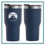 20 Oz. RTIC Tumbler Silkscreened, Custom Printed RTIC Tumblers, Corporate logo RTIC Tumblers, RTIC Corporate Gifts