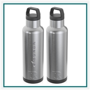 20 oz. RTIC Bottle With Custom Laser Engraved, Engraved RTIC Bottles
