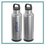 RTIC 20 Oz Water Bottle Silkscreened, Custom Printed RTIC Bottles