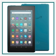 Amazon Kindle Fire 7 32GB Twilight Blue Custom