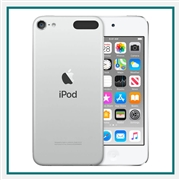 Apple iPod touch 32GB Silver Custom Logo
