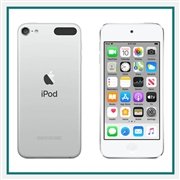 Apple iPod touch 32GB Silver Custom Printed
