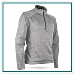 Sun Mountain Glacier Fleece Pullover Custom