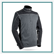 Sun Mountain Pryor LS Thermal Pullover Custom