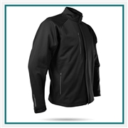 Sun Mountain Men's Weathershield Jacket with Custom Embroidery, Sun Mountain Embroidered Windproof Jackets, Sun Mountain Corporate Apparel