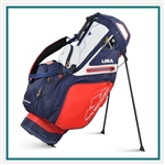 Sun Mountain C-130 Stand Bag Custom Embroidered, Custom Logo Sun Mountain Golf Bags, Personalized Sun Mountain C-130 Stand Bag