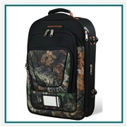 Sun Mountain North Fork Carry-On Embroidered, Sun Mountain Carry-On Bags With Custom Embroidery, Personalized Sun Mountain Carry-On