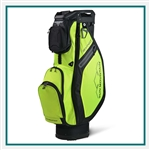 Sun Mountain Sync Cart Bag Embroidered, Sun Mountain Golf Bags With Custom Embroidery, Personalized Sun Mountain Sync Cart Bag