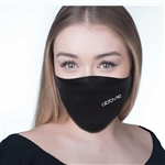 50/50 Cotton Poly Fast Ship Custom Face Mask